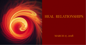 heal relationships